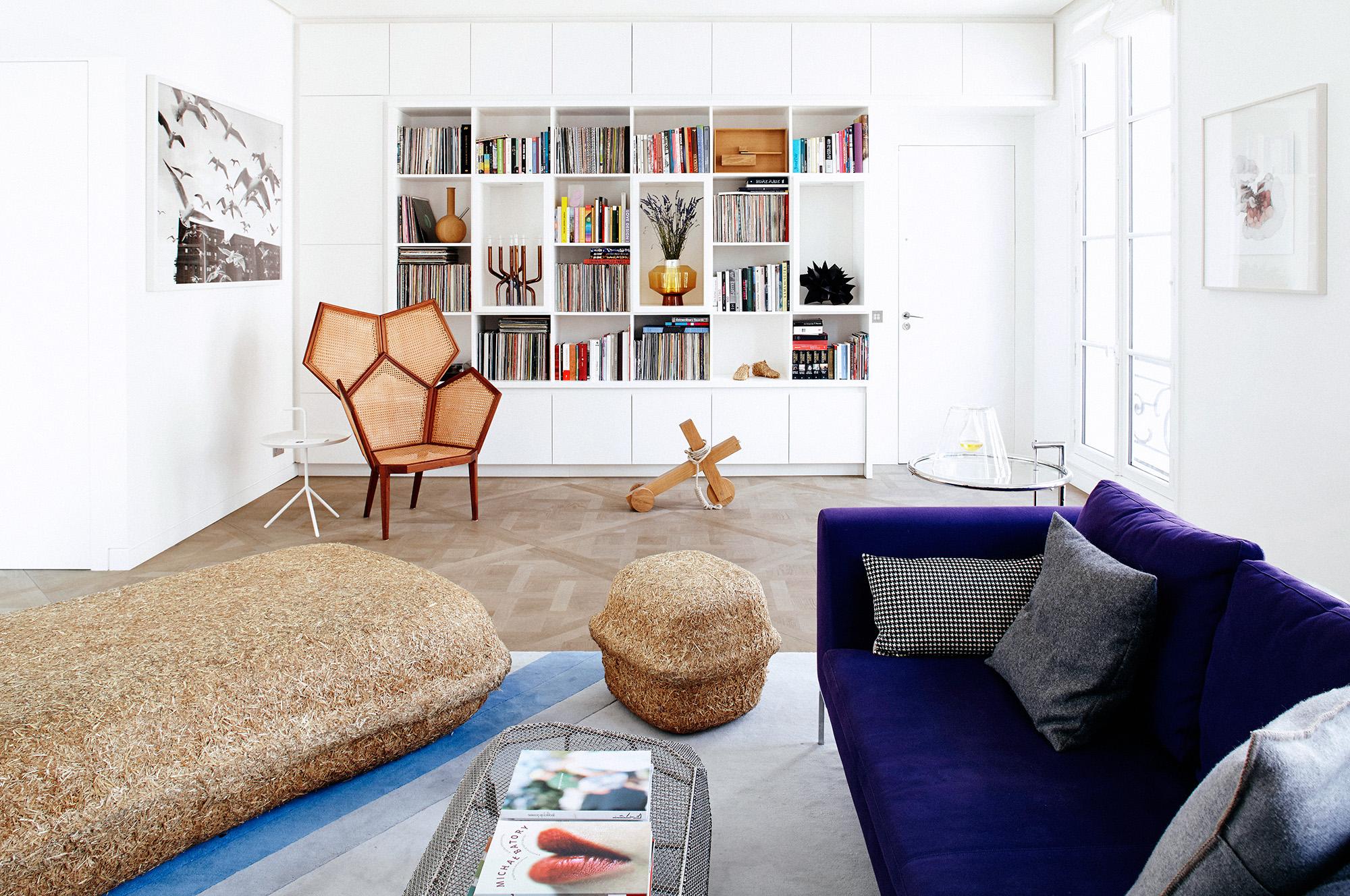 Paola Bjäringer, Collectible interiors & Design. Paris